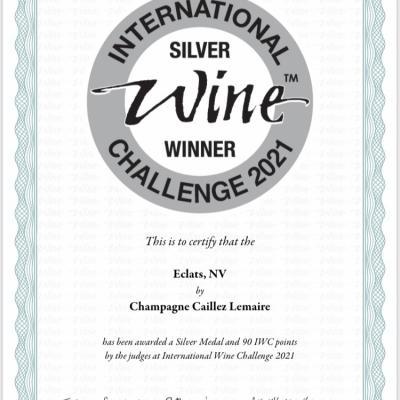 Wine Challenge Champagne