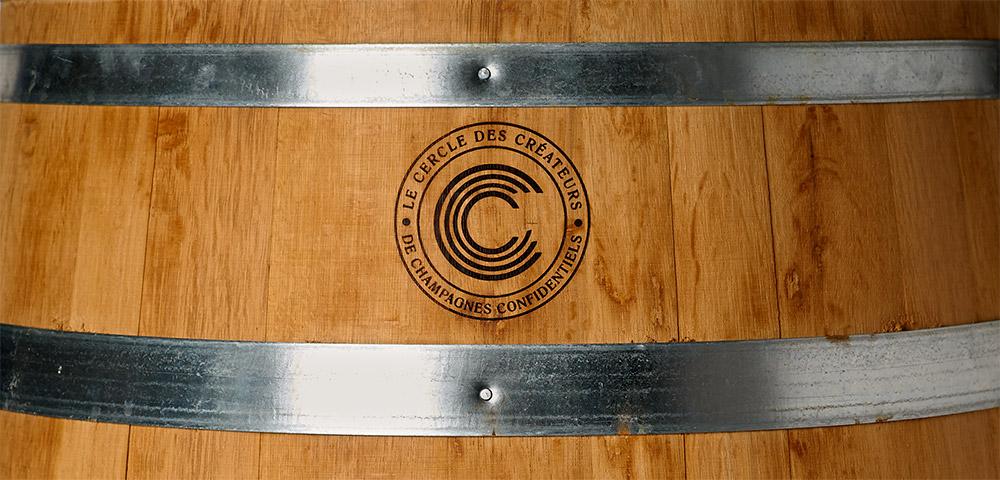 cercle des créateurs de Champagne confidentiels